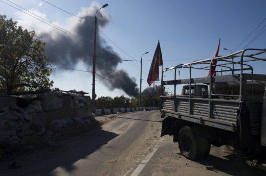 Штурм Донецкого аэропорта: убито 12 боевиков