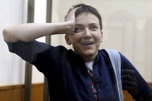 Политолог: Савченко может допустить немало ошибок