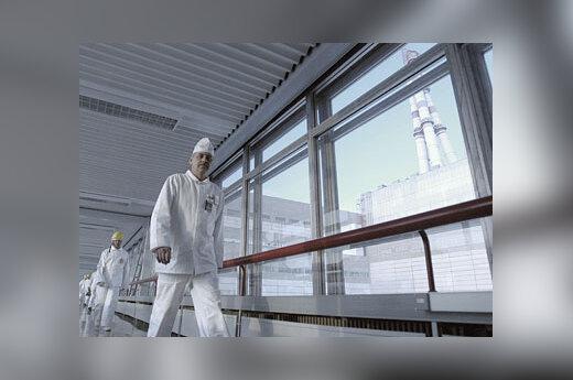 Ignalinos atominės elektrinės darbuotojai