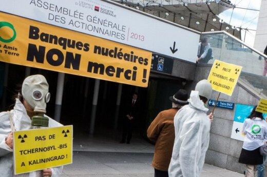 Экологи призывают французский банк не участвовать в проекте БАЭС