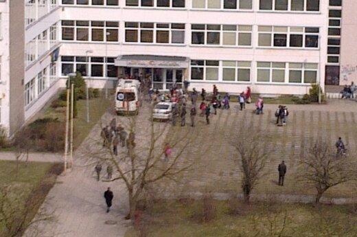 Szkoły pustoszeją na całej Litwie