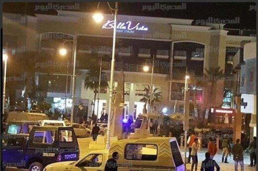 Bella Vista hotel in Hurghada