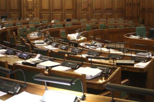 В Латвии финансирование партий стало уголовно наказуемым