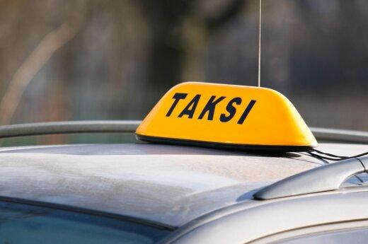 Iškvietęs taksi keleivis tokios kelionės nesitikėjo: buvo baisu važiuoti
