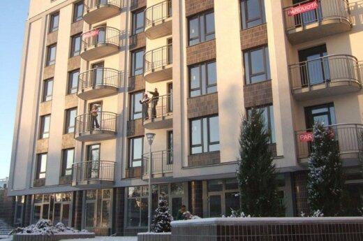 """Butai Vilniaus centrinėje dalyje, """"Oslo namų"""" nuotr."""