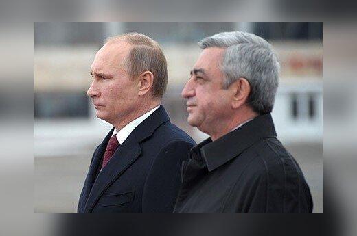Россия обнулила пошлины на нефть и газ для Армении