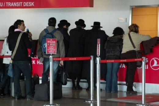 Вылет самолета в Дублин задержан на 10 часов
