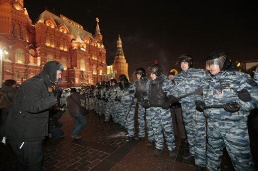 Более 80% россиян заявили о неготовности участвовать в протестных акциях