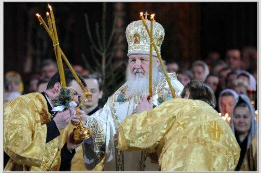 Патриарх: катастрофы - результат отказа от ценностей