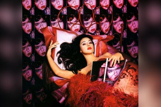 "Monica Bellucci firmos ""Dior"" reklamoje"