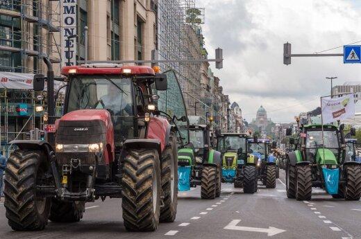 EUobserver: почему европейские фермеры несчастны и злы
