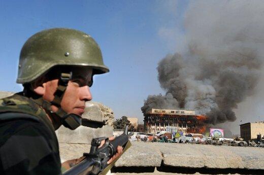 Afganistan: Masakra ludności cywilnej
