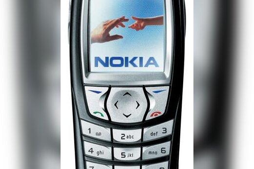 Nokia telefonai bites salonuose