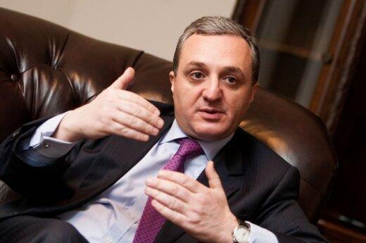 Зораб Мнацаканян: выбор партнеров Армении диктует география