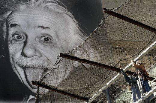 Einstein: Bóg jest wytworem ludzkiej słabości
