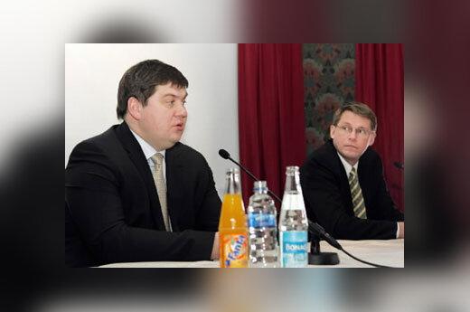 Latvijos premjeras Aigaras Kalvitis