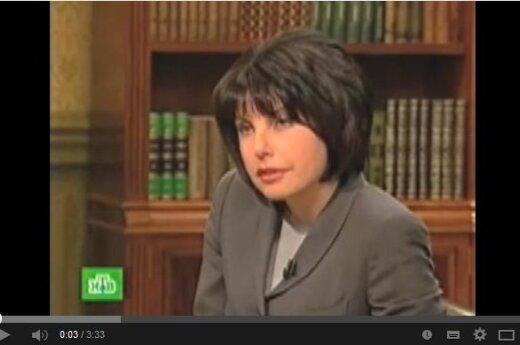 Tatjana Mtikova, NTV