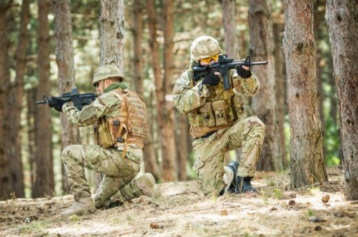 58 percent of Latvian men willing to take up arms to protect country