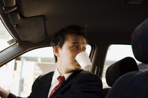 Tyrimas: prasti vairuotojai tokie gimė
