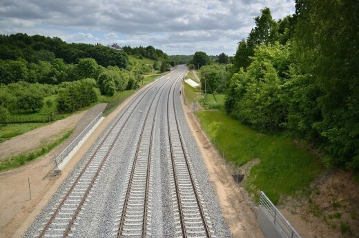 EU approves €191 million funding for Lithuania Rail Baltica project