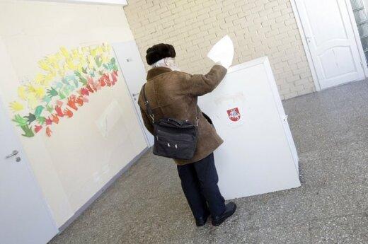 Maleje liczba wyborców