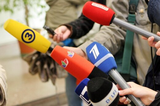 Seimas ombudsman proposes regulation to ease reporters' access to government officials