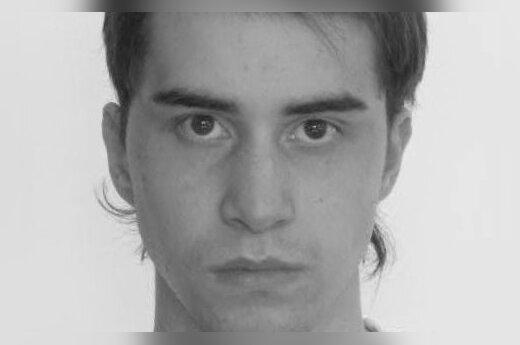 В Вильнюсе пропал молодой человек