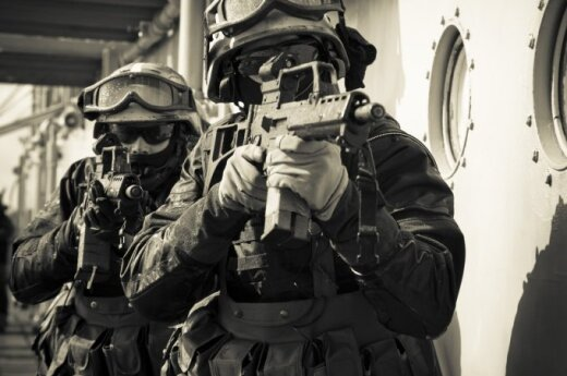 Представители сил спецопераций Литвы будут обучать украинских коллег
