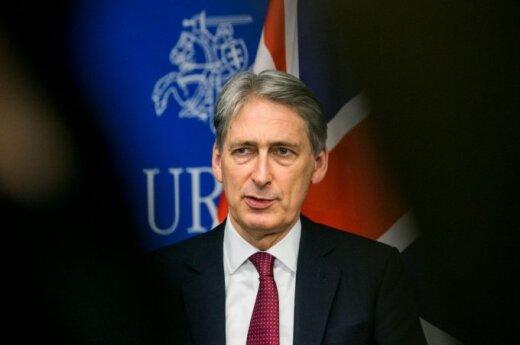 Philip Hammond: Najważniejszym zadaniem dla brytyjskiego wywiadu będzie zbieranie informacji o zamiarach Rosji