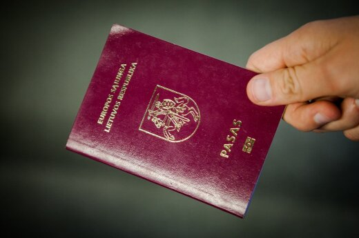 Lithuania's passport