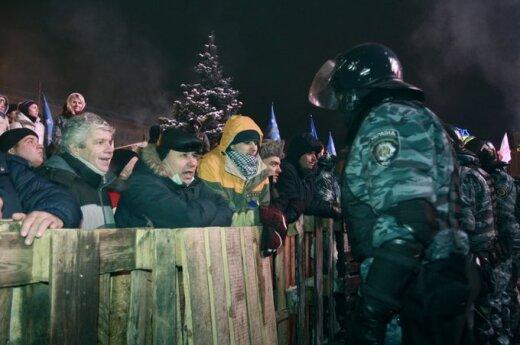 Верховная Рада запретила преследование участников Майдана