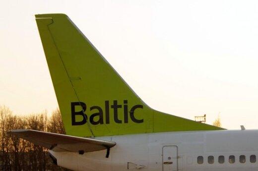 Кабмин Латвии увеличил основной капитал airBaltic