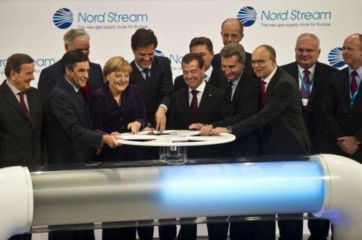 Президент Литвы: росийский Nord Stream - это тест для всего Европейского союза