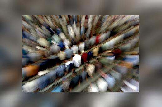 Musulmonu apeiga 5 kartus per diena melstis