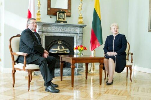Obchody Święta Niepodległości Polski bez prezydent Litwy