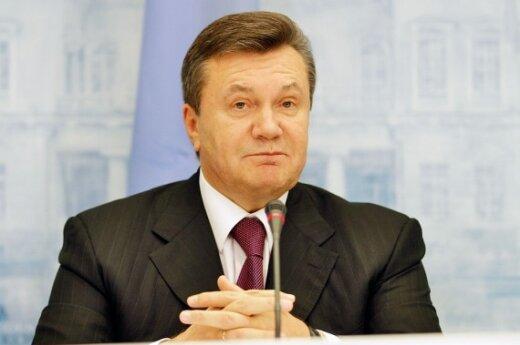 Янукович заверил Баррозу: газовых кризисов больше не будет