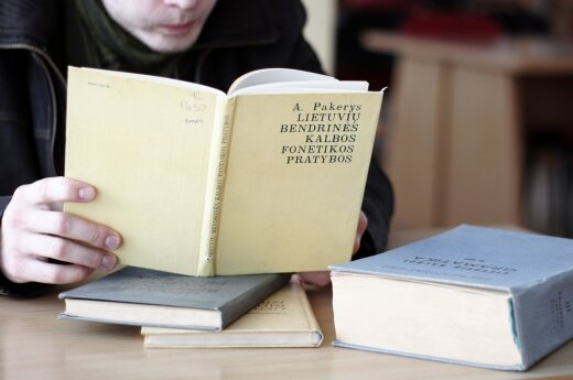 Lithuanian language under threat of decline, say experts
