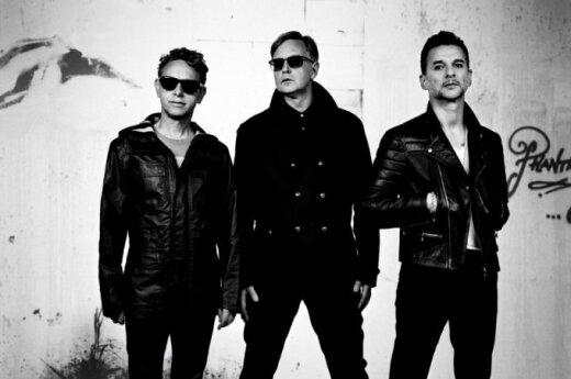 Официально: в Вильнюсе состоится концерт Depeche Mode
