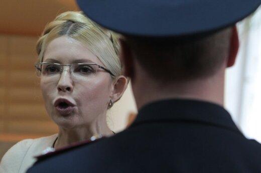 Ukraina: Tymoszenko nie została skazana za politykę