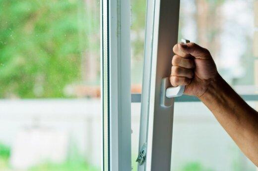 В Кибартай в детском доме из окна выпал ребенок