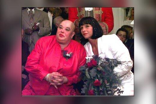 Lesbiečių pora