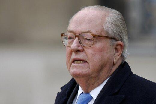 Националиста Ле Пена оштрафовали за отрицание Холокоста