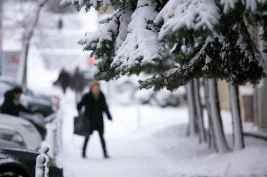 Зима только начинается: грядут сильные морозы