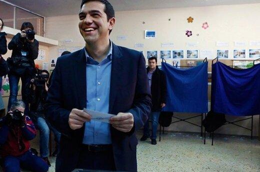Евроскептики побеждают на парламентских выборах в Греции