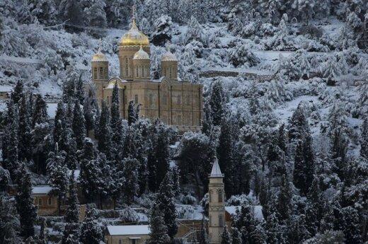 Rosja: Samolot z Błogosławionym Ogniem wyleciał do Moskwy
