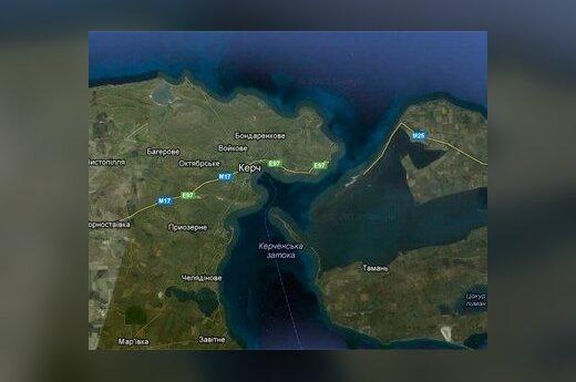 Украина и Россия договорились о разграничении Азово-Керченской акватории