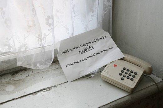 Распродажа Вильнюса – от небоскреба до сараев