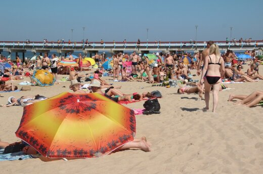 Lithuanians prefer domestic resorts for holidays