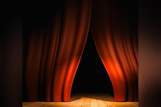 Teatras, scena, pasirodymas
