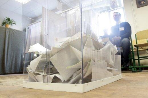 W Szeszkini 50 kart do głosowania wyrzucono na śmietnik